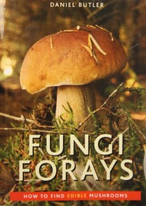 'Fungi Forays' – The Book