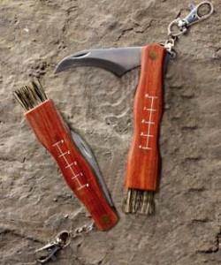 German mushroom knife