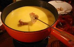 morel fondue